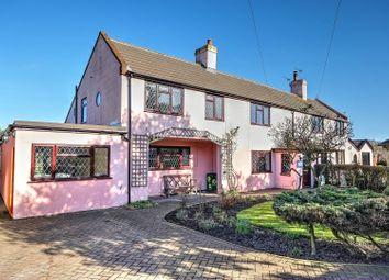 Thumbnail 4 bed semi-detached house for sale in St. Johns Road, Belton