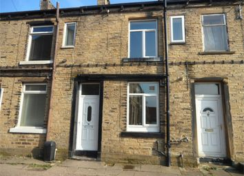 Thumbnail 1 bed terraced house to rent in Blackburn Buildings, Brighouse, West Yorkshire