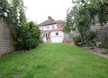 Thumbnail 3 bedroom semi-detached house for sale in Grasmere Avenue, Tilehurst, Reading