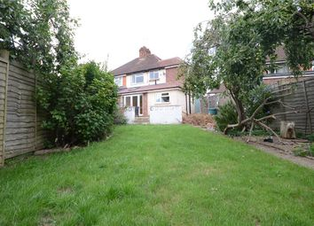 Thumbnail 3 bed semi-detached house for sale in Grasmere Avenue, Tilehurst, Reading