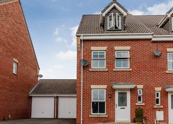 Thumbnail 4 bedroom end terrace house for sale in King Street, Cradley Heath, West Midlands