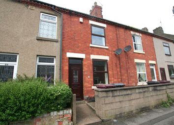 Thumbnail 2 bed terraced house for sale in Albert Street, South Normanton, Alfreton