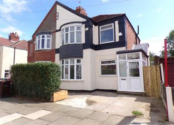 Thumbnail 3 bed semi-detached house for sale in Rippenden Avenue, Manchester, Greater Manchester