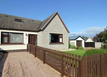 Thumbnail 3 bed semi-detached house for sale in George Wilson Road, Auldearn, Nairn