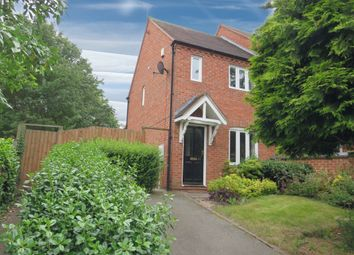 Thumbnail Semi-detached house for sale in Jubilee Close, Melbourne, Derby