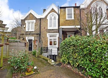 Thumbnail 2 bed flat for sale in Clarence Place, Gravesend, Kent