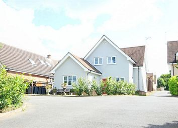 Thumbnail 4 bed detached house for sale in Lower Road, Little Hallingbury, Bishop's Stortford, Herts