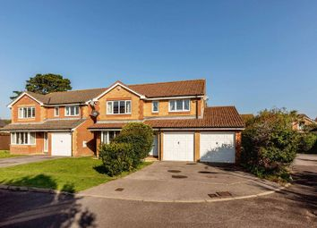 Thumbnail 4 bed detached house for sale in Shepherds Close, Hambrook, Chichester
