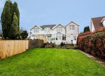4 bed semi-detached house for sale in Hendrefoilan Road, Sketty, Swansea SA2