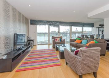 Thumbnail 2 bed flat to rent in Centurion Building, Chelsea Bridge Wharf, 376 Queenstown Road, Chelsea