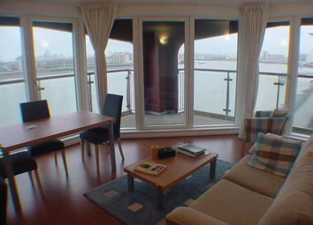 Thumbnail 2 bed flat to rent in Seacon Tower, Seacon Wharf, Westferry Road, Westferry Road E14,