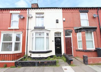 Thumbnail 2 bedroom terraced house for sale in Beechwood Road, Litherland, Liverpool