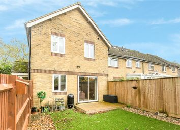 Thumbnail 2 bed end terrace house for sale in Crowhurst Mead, Godstone, Surrey