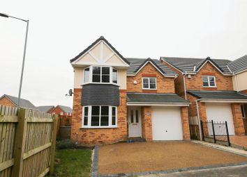 Thumbnail 4 bed detached house for sale in Holmes Wood Close, Winstanley, Wigan