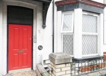 Thumbnail 2 bed flat to rent in John Street, Rhyl