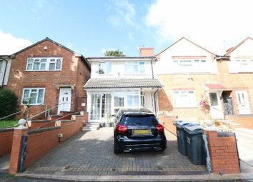 Thumbnail 3 bed end terrace house for sale in Clent Road, Handsworth, West Midlands