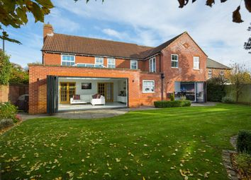 Thumbnail 5 bed detached house for sale in Earswick Chase, Earswick, York