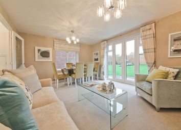 "Thumbnail 3 bed semi-detached house for sale in ""The Flatford - Plot 538"" at Rykneld Road, Littleover, Derby"