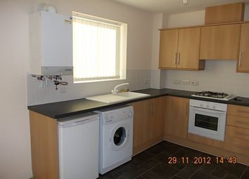 Thumbnail 1 bed flat to rent in Lady Oak Way, East Herringthorpe, Rotherham