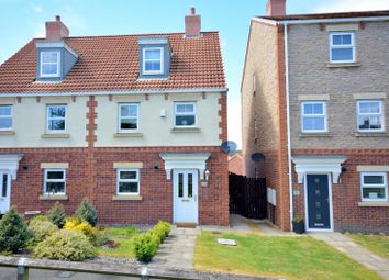 Thumbnail 4 bed detached house for sale in Everson Way, Spennymoor