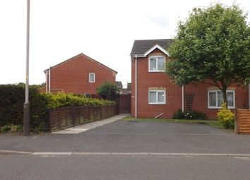 Thumbnail 3 bedroom semi-detached house to rent in Ambleside Drive, Glen Parva, Leicester