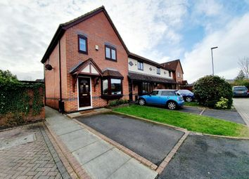 3 bed end terrace house for sale in Newsholme Close, Culcheth, Warrington WA3