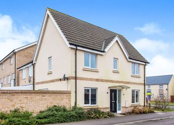 Thumbnail 3 bed semi-detached house for sale in Vickers Way, Upper Cambourne, Cambridge