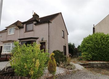 Thumbnail 2 bed semi-detached house for sale in Graham Avenue, Leven, Fife