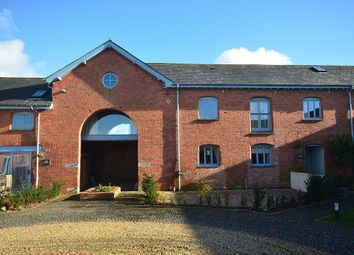 Thumbnail 2 bed barn conversion for sale in Rewe Barton, Rewe, Near Exeter