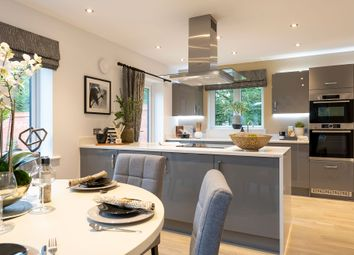 """Thumbnail 4 bed detached house for sale in """"The Osterley"""" at Taunton Road, Wellington"""