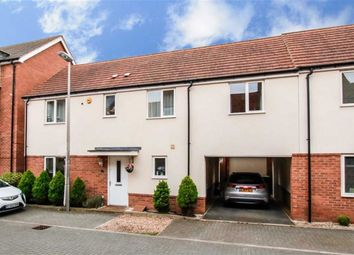 Thumbnail 3 bed semi-detached house for sale in Swithland, Broughton, Milton Keynes