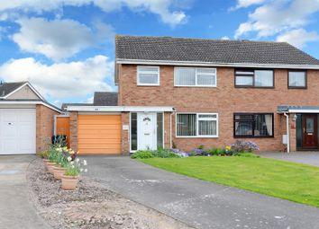 Thumbnail 3 bed semi-detached house for sale in Alberbury Drive, Sundorne Grove, Shrewsbury