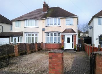 Thumbnail 3 bedroom semi-detached house for sale in Poplar Avenue, Wednesfield, Wolverhampton