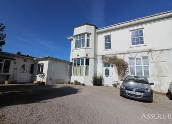 Thumbnail 2 bedroom flat to rent in Meadfoot Sea Road, Torquay