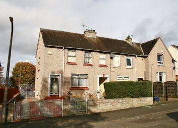 Thumbnail 3 bed end terrace house for sale in 15 Clermiston Crescent, Clermiston, Edinburgh