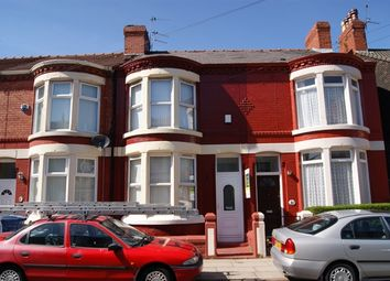 Thumbnail 3 bed terraced house to rent in Bankburn Road, Tuebrook, Liverpool