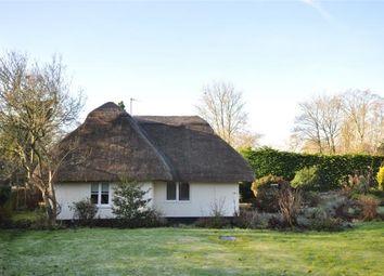 Thumbnail 2 bed detached house for sale in Walden Road, Sewards End, Saffron Walden, Essex