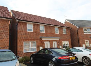 Thumbnail 3 bed semi-detached house for sale in Tawny Grove, Coventry