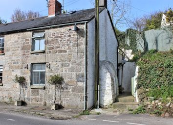 Thumbnail 1 bed cottage for sale in Baldhu Row, Nancledra, Penzance