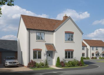 Thumbnail 4 bedroom detached house for sale in Gadbridge Road, Weobley