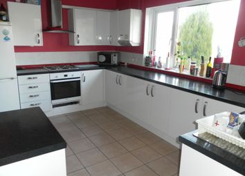 Thumbnail 1 bed terraced house to rent in Wood Road, Room 4, Treforest
