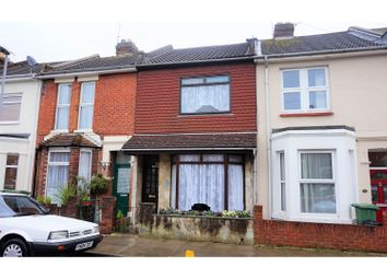 Thumbnail 3 bed terraced house for sale in Bristol Road, Southsea
