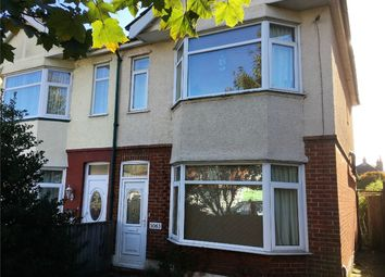 Thumbnail 1 bed terraced house to rent in Christchurch Road, Bournemouth, Dorset, United Kingdom