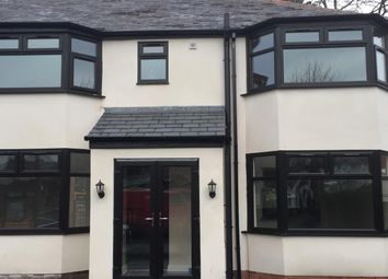 Thumbnail 4 bed semi-detached house to rent in The Oval, Heald Green, Cheadle