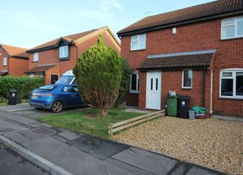 Thumbnail 2 bedroom semi-detached house for sale in Bader Close, Yate, Bristol