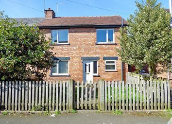 Thumbnail 3 bed semi-detached house for sale in Weaver Road, Nantwich