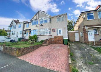 3 bed semi-detached house for sale in Castleton Avenue, Barnehurst, Kent DA7