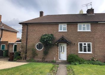 Thumbnail 3 bed semi-detached house to rent in Highlands Road, Wolverhampton