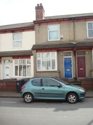Thumbnail 3 bedroom terraced house to rent in Maxwell Road, Wolverhampton, West Midlands