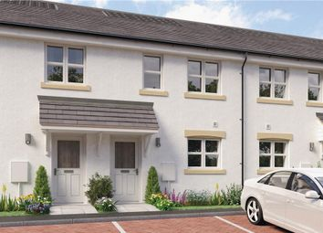 "Thumbnail 2 bedroom mews house for sale in ""Angus Mid"" at Mayfield Boulevard, East Kilbride, Glasgow"
